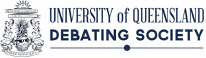 UQ Debating Society Logo