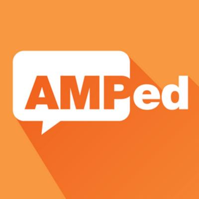 QUT AMPed Logo