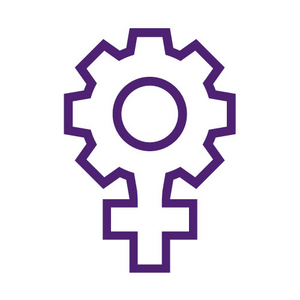 Women in Engineering - Curtin Division Logo