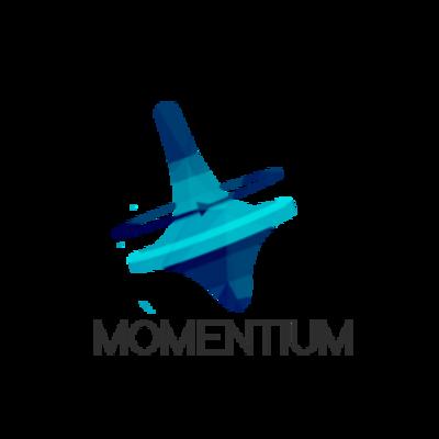 Momentium Connect Logo
