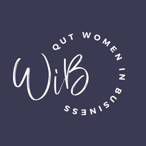 QUT Women in Business Logo
