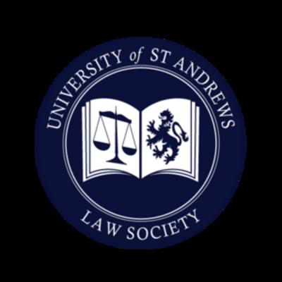University of St Andrews Law Society Logo