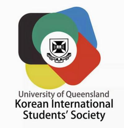 UQ Korean International Students Society Logo