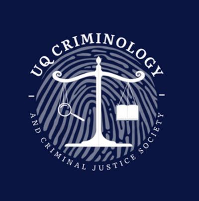 UQ Criminology & Criminal Justice Society Logo