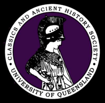 Classics and Ancient History Society UQ Logo