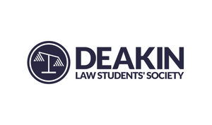 Deakin Law Students' Society Logo